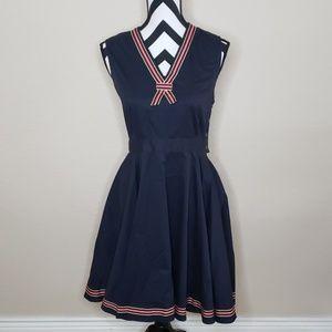 Dear Creatures Tennis/Sailor dress